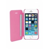 Чехол Uniq iPhone 5 Muse Fuchsia Flash