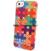 Чехол накладка iCover iPhone 5/5S Craig&Karl Design2