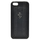 Чехол Ferrari для iPhone 5/5S FF-Collection Hard Black