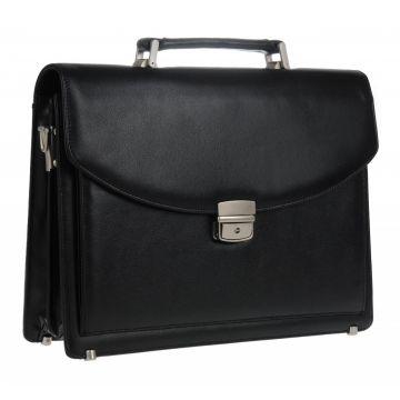 кожаный портфель мужской из натуральной кожи