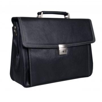 портфель кожаный для мужчины