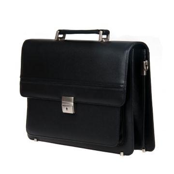 портфель мужской кожаный