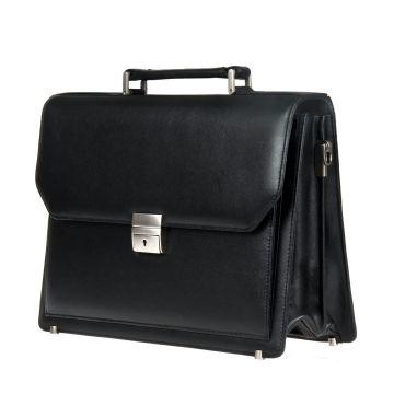 портфель мужской кожаный 2-042к