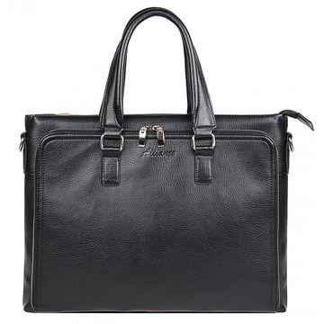 деловая сумка из экокожи с отделением для ноутбука