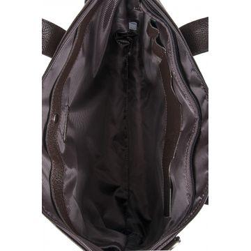 сумка портфель из натуральной кожи 2-701кFM1 кор