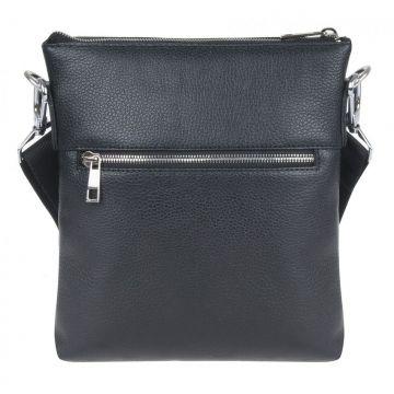 планшет мужской кожаный (чёрный)