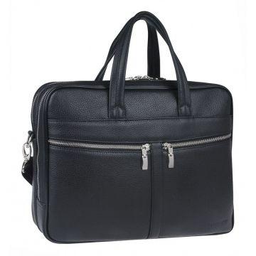 сумка мужская кожаная для документов а4 и ноутбука
