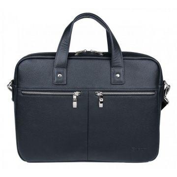 сумка мужская для документов а4 из натуральной кожи