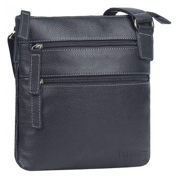 сумка-планшет мужская из натуральной кожи