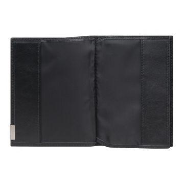 обложка для паспорта и автодокументов (черная)