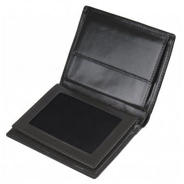 мужской кожаный кошелек 0-223FM кл смок