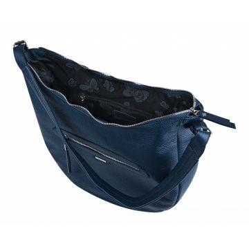 сумка женская натуральная кожа 1-4262к-008 океан