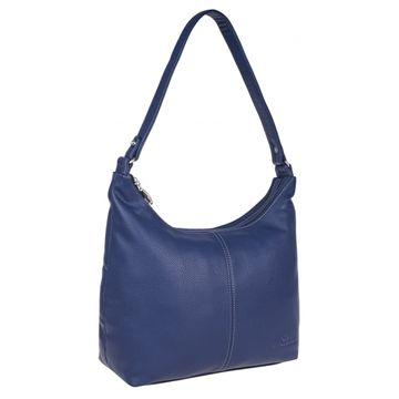 сумка женская  1-4044-098FM синий