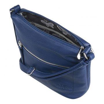 сумка женская  1-4097-098FM синий