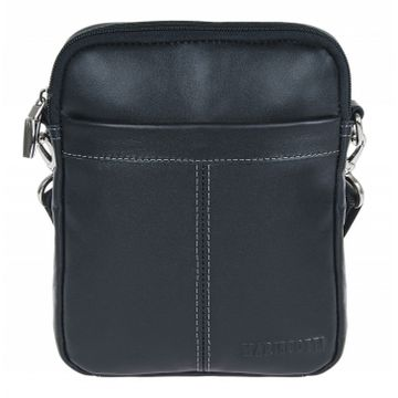 мужская сумка через плечо кожаная 2-765кFM1 аликанте