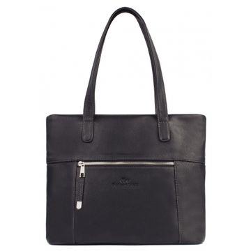сумка женская 1-4152-091FM чёрный
