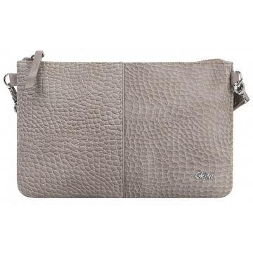 сумка женская из натуральной кожи 1-4062к-207нв кайман капучино