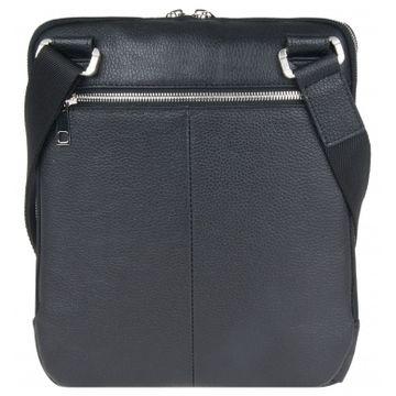сумка мужская через плечо кожаная