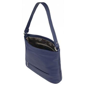 сумка женская 1-2733-098FM синий