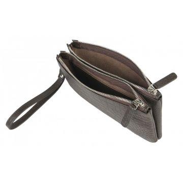 женский кожаный кошелек 0-757к пл кайман кор.