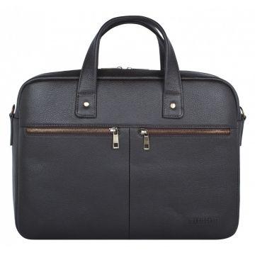мужская сумка для документов а4 кожаная 2-798кFM1 кор