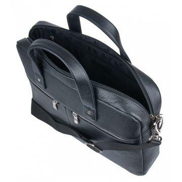 мужская сумка для документов а4 кожаная 2-798кFM1