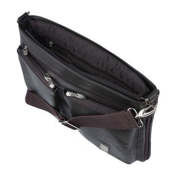 портфель деловой кожаный 2-826кFM1 кор