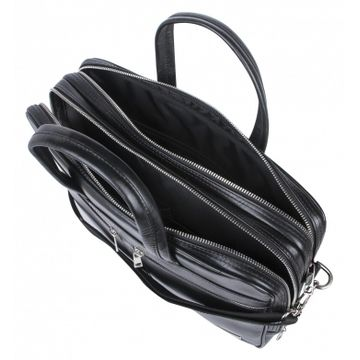 сумка портфель из натуральной кожи 2-795/1кFM2 ривьера