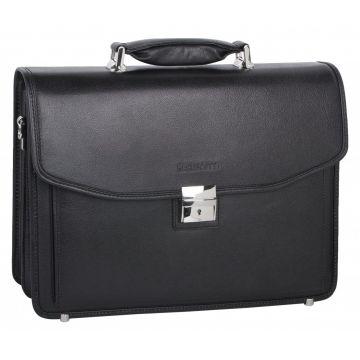 портфель мужской кожаный 2-308кFM1 милано