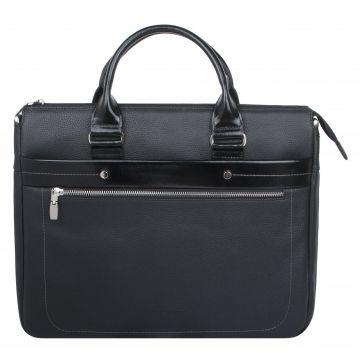 сумка портфель мужская кожаная 2-638кFM1