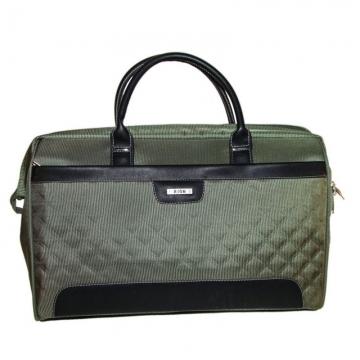 сумка-саквояж 232 зеленая