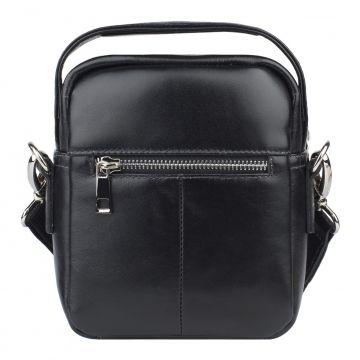 мужская сумка планшет через плечо кожаный