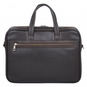 мужская сумка портфель для документов из натуральной кожи 2-795кFM1 кор