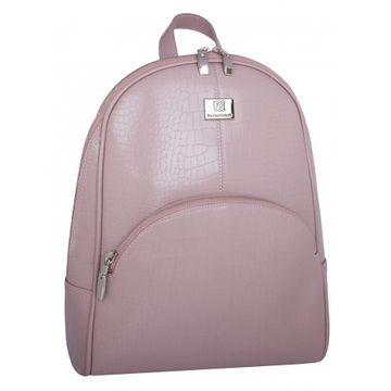 рюкзак женский из натуральной кожи (жемчужный) 1-4270к-842 жемчуг