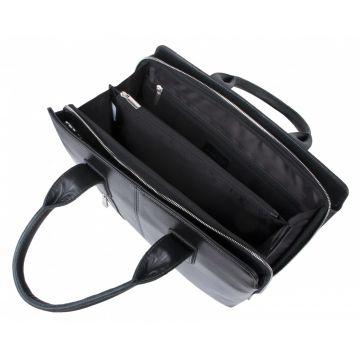сумка портфель мужская деловая кожаная