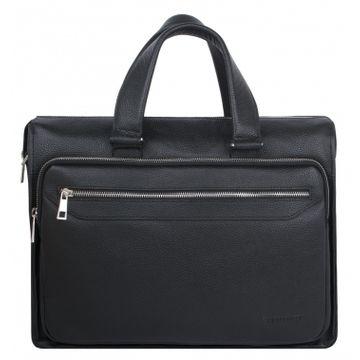 сумка-портфель мужская кожаная 2-639/1кFM1