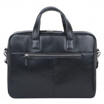 сумка-портфель мужская кожаная 2-808кFM1 ривьера