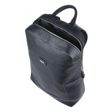 лёгкий мужской рюкзак из натуральной кожи