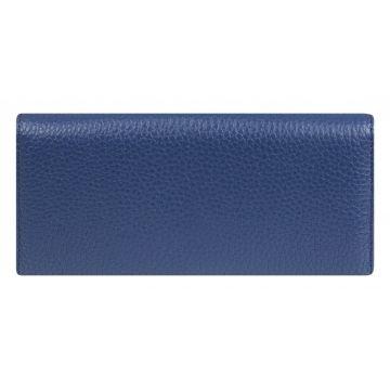 кошелёк женский из натуральной кожи 0-512С фр сапфир