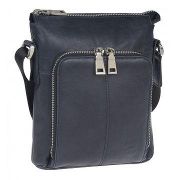 мужская сумка-планшет из натуральной кожи