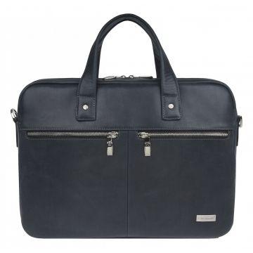 сумка мужская деловая из натуральной кожи 2-798кFM2 гранада