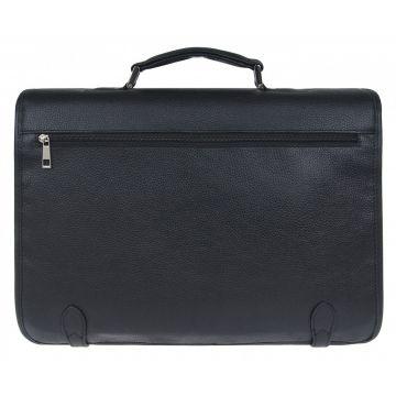портфель мужской деловой из натуральной кожи 2-704/4кFM1