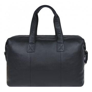 дорожная сумка из натуральной кожи