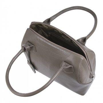 женская сумка из натуральной кожи (капучино)