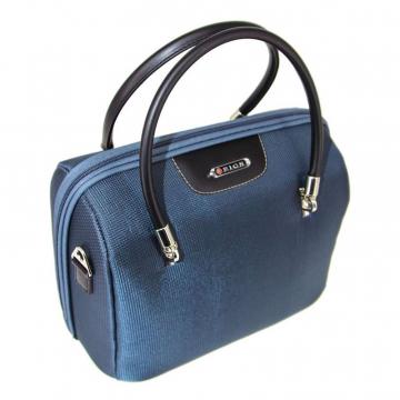 бьюти-кейс на чемодан (серый)