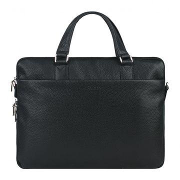 мужская сумка-трансформер через плечо для документов