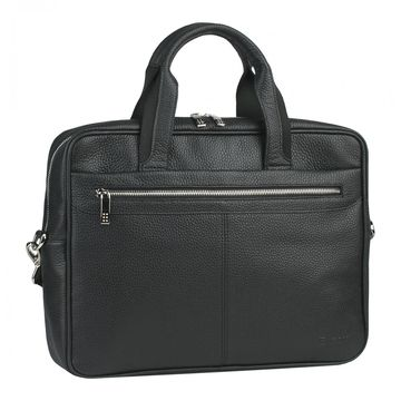 сумка мужская для ноутбука из натуральной кожи