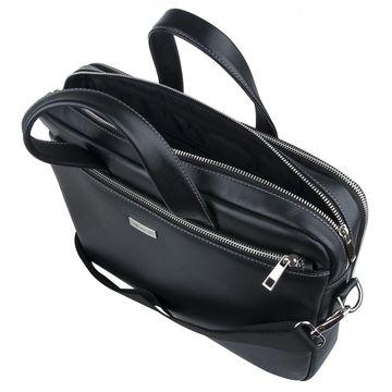 сумка мужская из натуральной кожи для документов а4