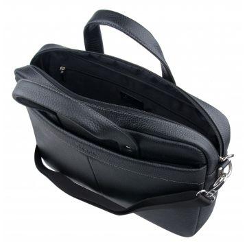 сумка мужская деловая из натуральной кожи