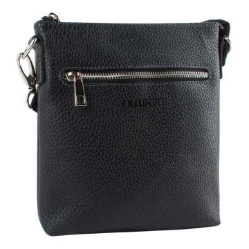 мужская сумка-планшет с одним отделением на молнии